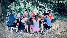 Ein Workout mit viel Teamspirit, Spaß und Abwechslung