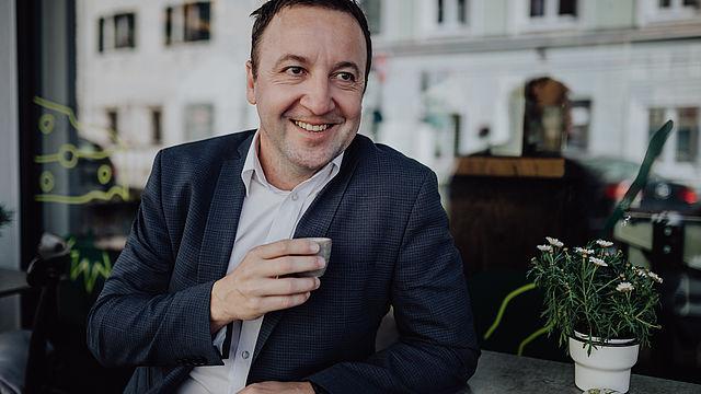 Wolfgang Grosz Mentaltrainer Oberösterreich