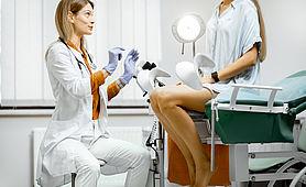 Das 1. Mal zum Frauenarzt