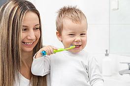 Pro und Contra von Mundhygiene