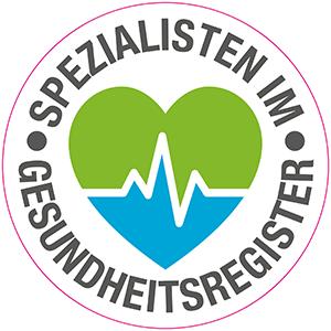 Spezialisten im Gesundheitsregister